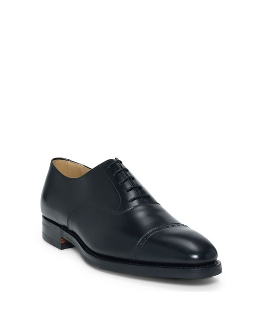 Pink Pony | Black Rothbury Calfskin Oxford Shoes for Men | Lyst