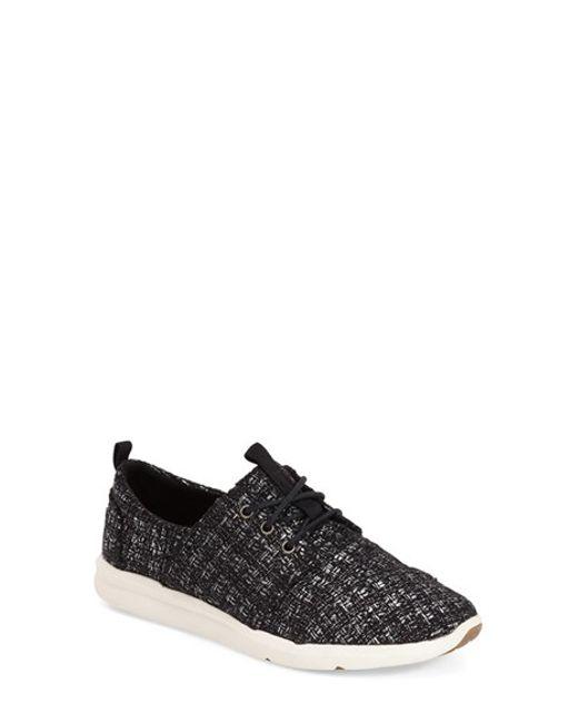 TOMS | Gray 'Del Rey' Sneaker | Lyst