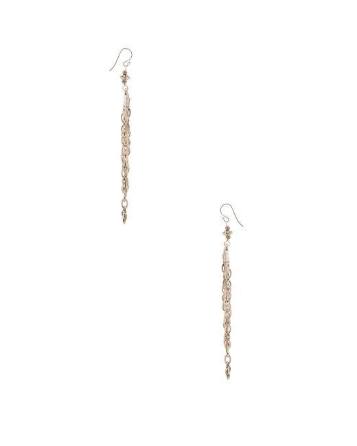 Natalie B. Jewelry | Metallic Ceren Earring | Lyst