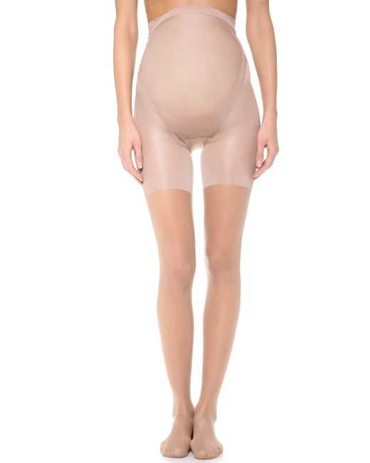 Spanx | Natural Mama Spanx Pantyhose | Lyst