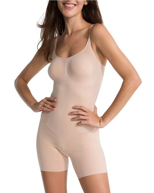 Spanx | Natural On Core Shape Suit | Lyst
