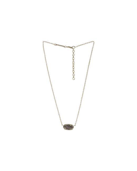 Kendra Scott | Metallic Elisa Necklace | Lyst