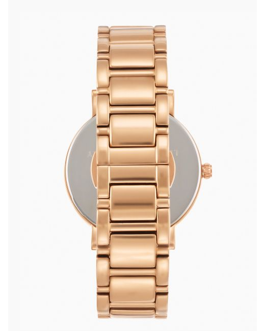 Kate Spade | Pink Gramercy Grand Watch | Lyst