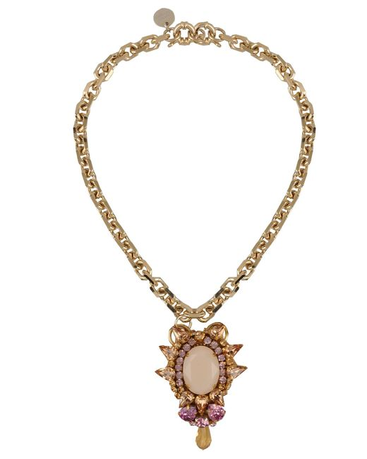Matthew Williamson | Metallic Necklace | Lyst
