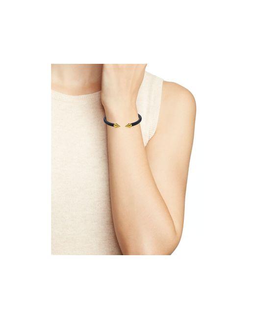 Vita Fede | Black Mini Titan Two-tone Bracelet | Lyst