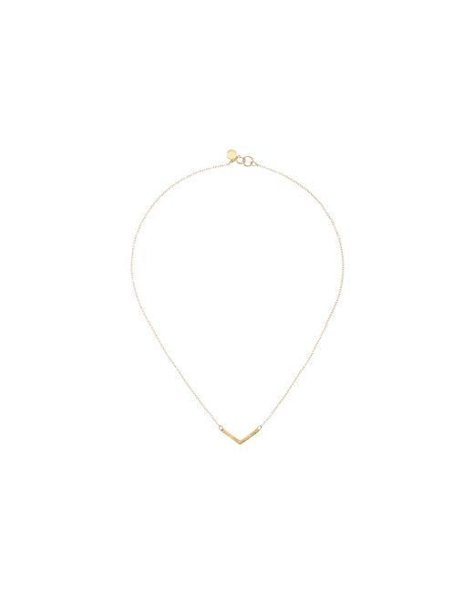 Gorjana | Metallic Taner V Charm Necklace | Lyst