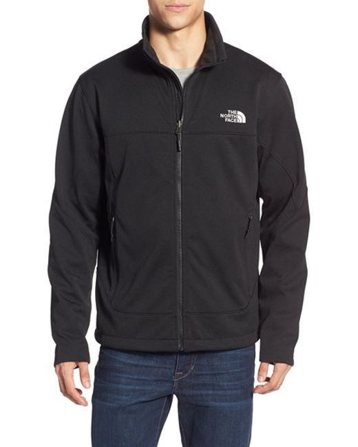The North Face | Gray 'canyonwall' Fleece Jacket for Men | Lyst