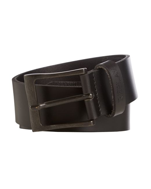 Replay | Black Leather Belt for Men | Lyst