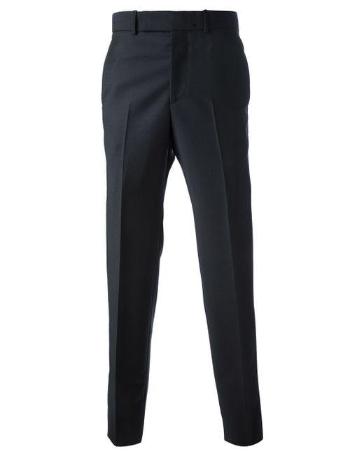 Alexander McQueen | Black Tux Trousers for Men | Lyst