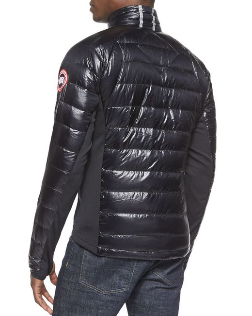 Canada Goose chateau parka online fake - Canada goose Hybridge Lite Jacket in Black for Men | Lyst
