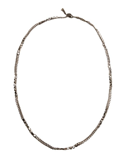 Chan Luu | Gray Necklace | Lyst