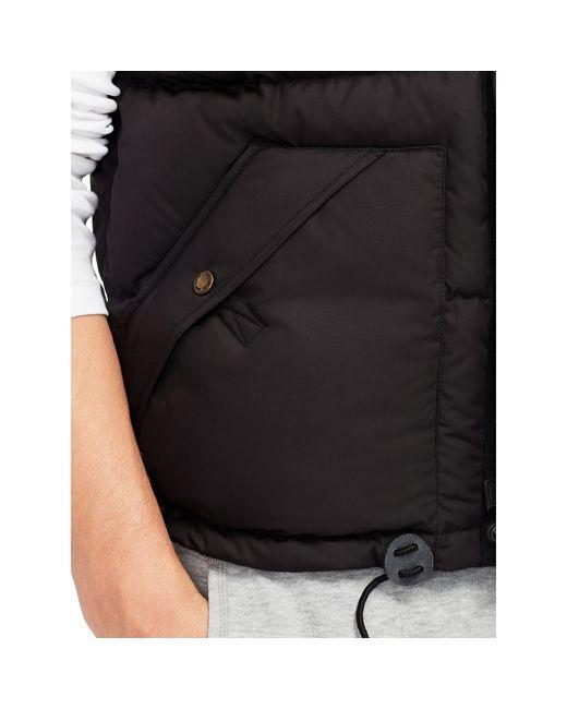 Polo Ralph Lauren | Black Down Vest for Men | Lyst