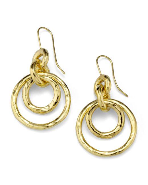 Ippolita | Metallic Glamazon Jet-set Earrings | Lyst