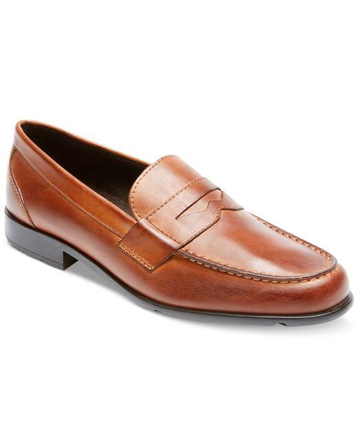 Mens Rockport Penny Loafer Shoes