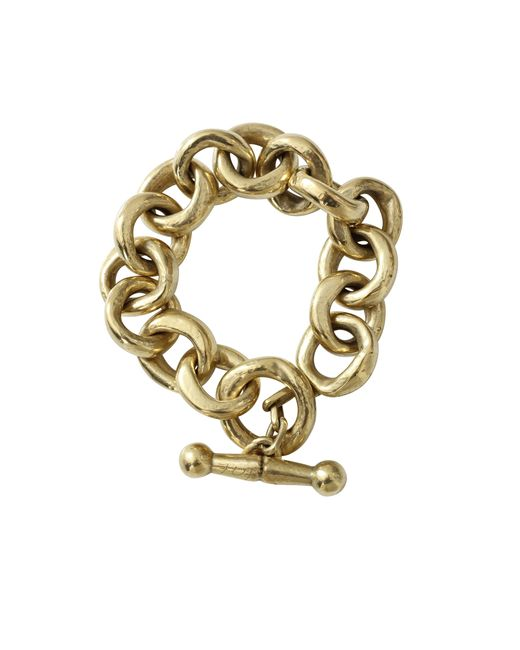 Vaubel | Metallic Link Chain Bracelet | Lyst