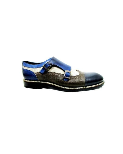 Womens Casual Monk Strap Shoes