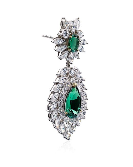Carat* | Multicolor Evergreen Earrings | Lyst