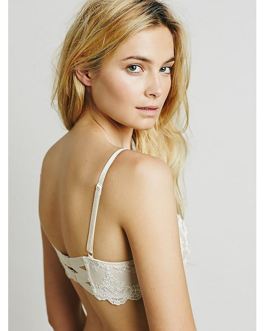 Free People | Natural Daydreamer Underwire Bra Daydreamer Hipster Daydreamer Hipster | Lyst