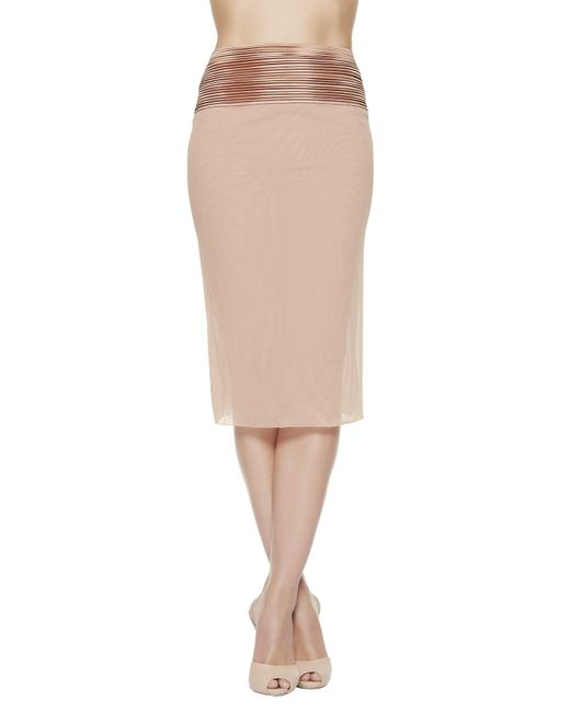 La Perla   Pink Skirt   Lyst