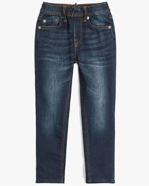7 For All Mankind - Blue Boys 4-7 Slimmy In Riptide for Men - Lyst