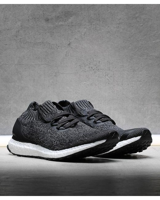 2e09dc8447181 ... Adidas - Gray Ultra Boost Uncaged Trainer for Men - Lyst ...