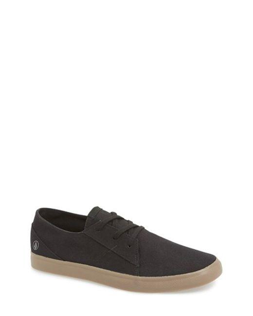 Volcom | Blue 'Lo Fi' Sneaker for Men | Lyst