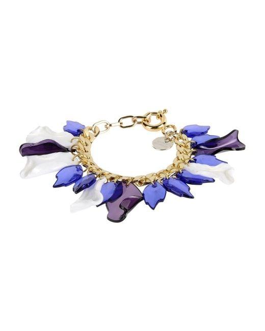 Matthew Williamson | Blue Bracelet | Lyst
