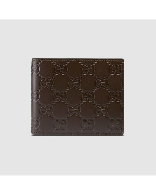 20a41c4ae6cfb1 Gucci Signature Money Clip Wallet Price | Stanford Center for ...