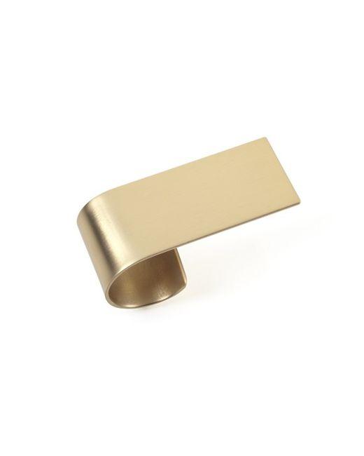 Noritamy | Metallic Obi Large Ring | Lyst