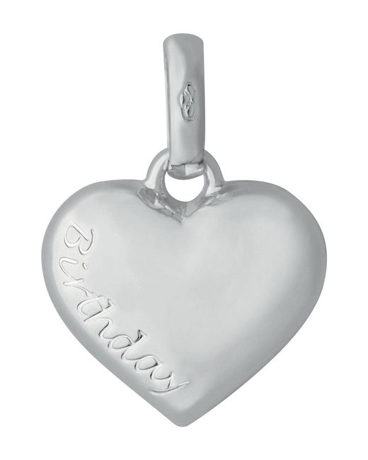 Links of London | Metallic Birthday Heart Charm | Lyst