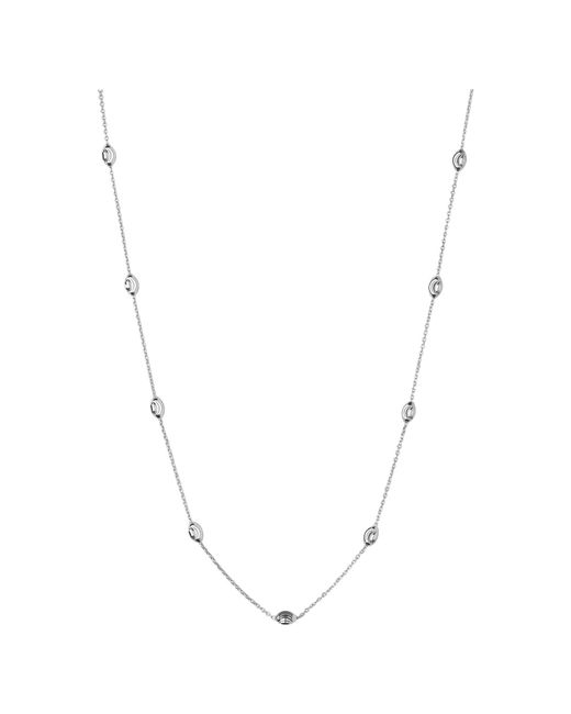 Links of London | Metallic Beaded Chain Necklace 60cm | Lyst