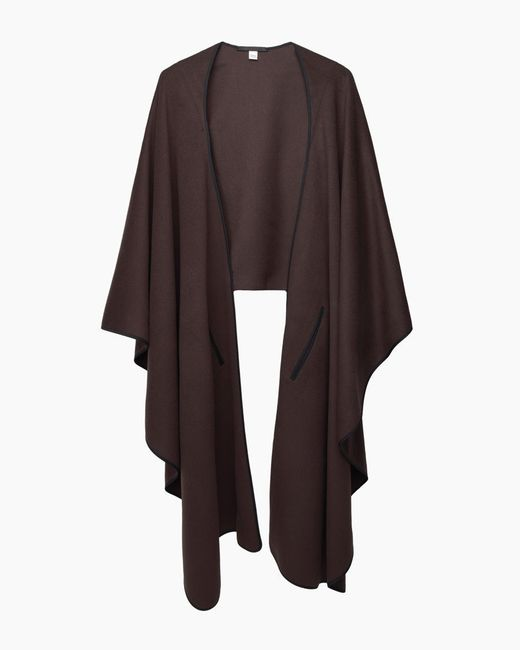 Acne   Brown Exact Cape   Lyst