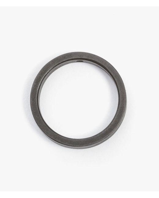 Marmol Radziner | Metallic Lightweight Solid Thin Ring | Lyst