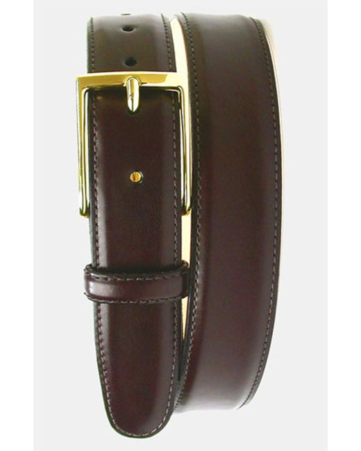 Martin Dingman | Purple 'smith' Leather Belt for Men | Lyst