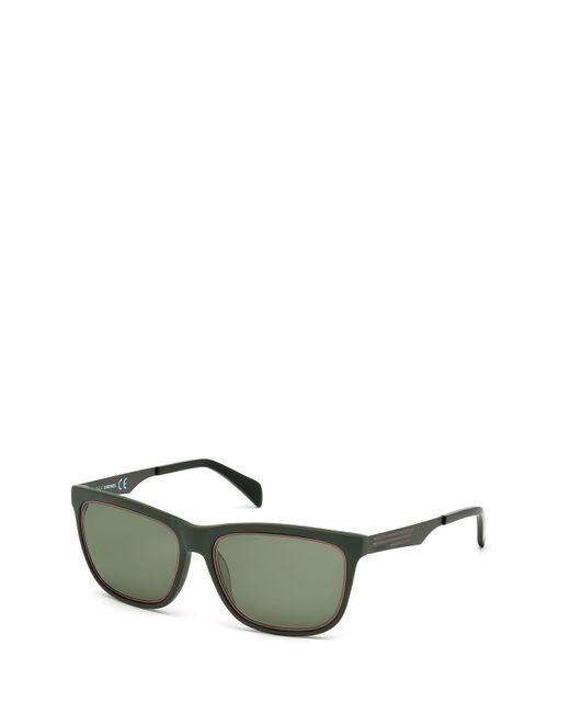 DIESEL | Green Dm0165 for Men | Lyst