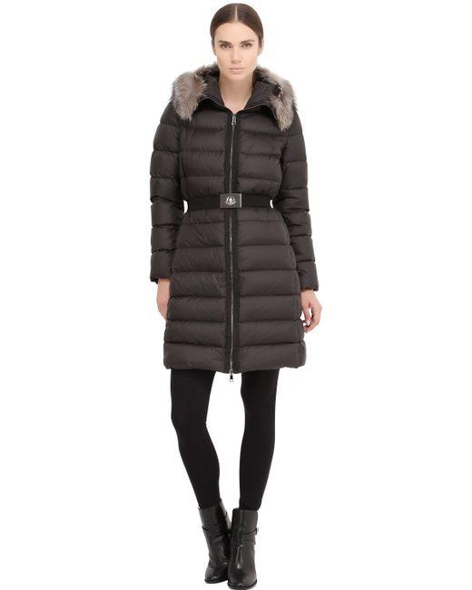 Moncler | Black Khloe Fur | Lyst
