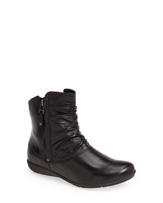 Josef Seibel | Black 'faye 05' Boot | Lyst