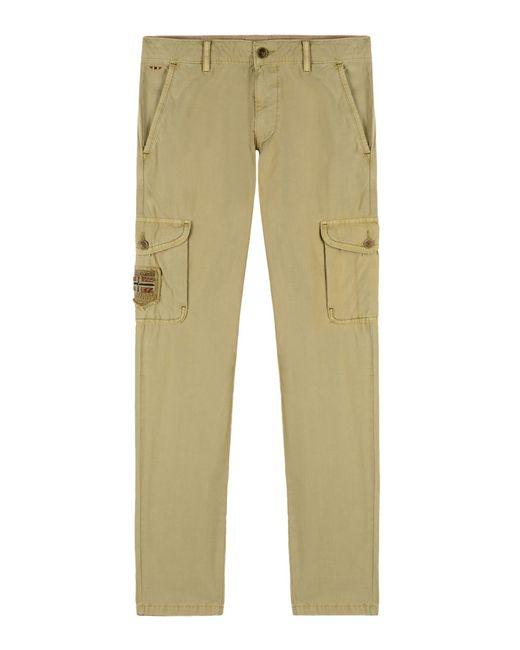 Perfect Cargo Pants In Beige For Men  Lyst