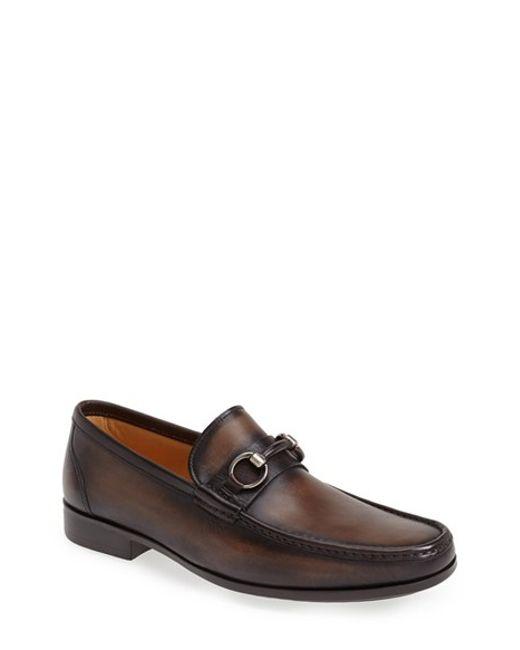 Saks Fifth Avenue | Brown 'blas' Bit Loafer for Men | Lyst