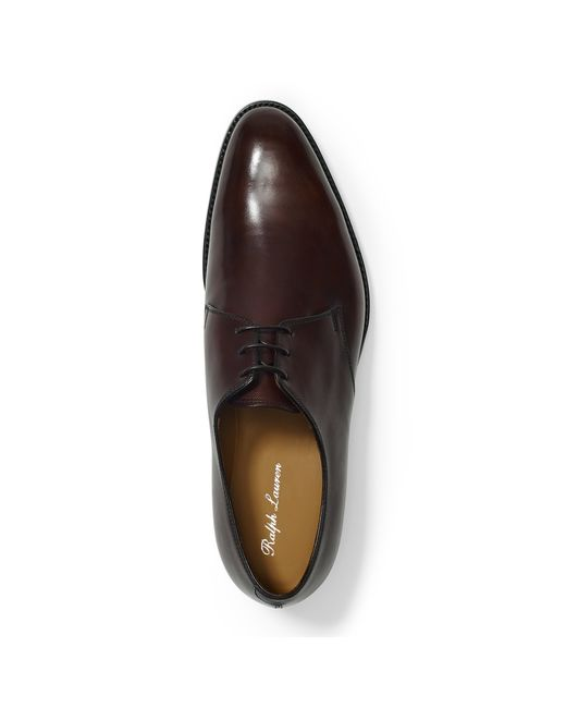 Pink Pony   Brown Dalvin Calfskin Oxford Shoes for Men   Lyst