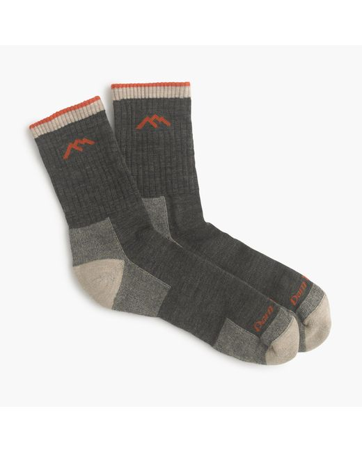 J.Crew | Green Darn Tough Vermont Heavyweight Socks for Men | Lyst