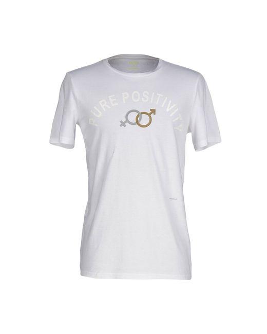 Dondup | White T-shirt for Men | Lyst