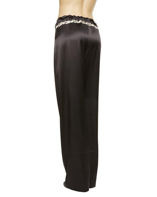 La Perla   Black Trousers   Lyst