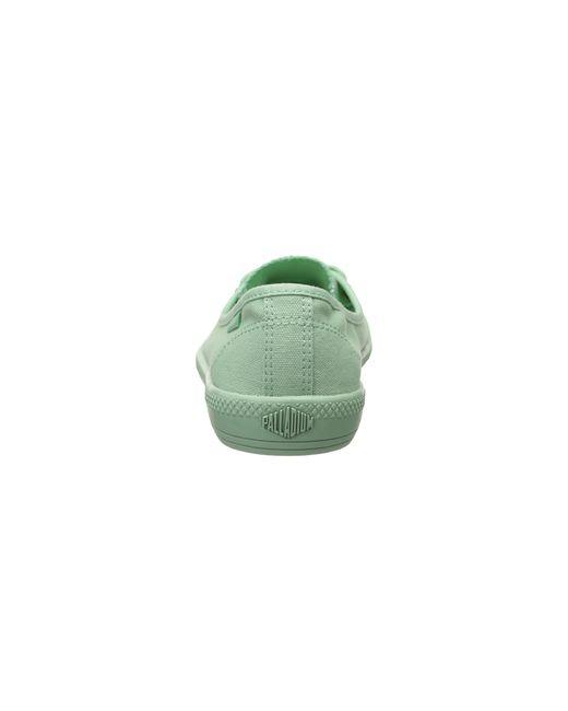 Palladium | Green Flex Ballet M | Lyst