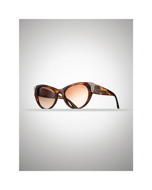 Pink Pony | Metallic Western Cat Eye Sunglasses for Men | Lyst