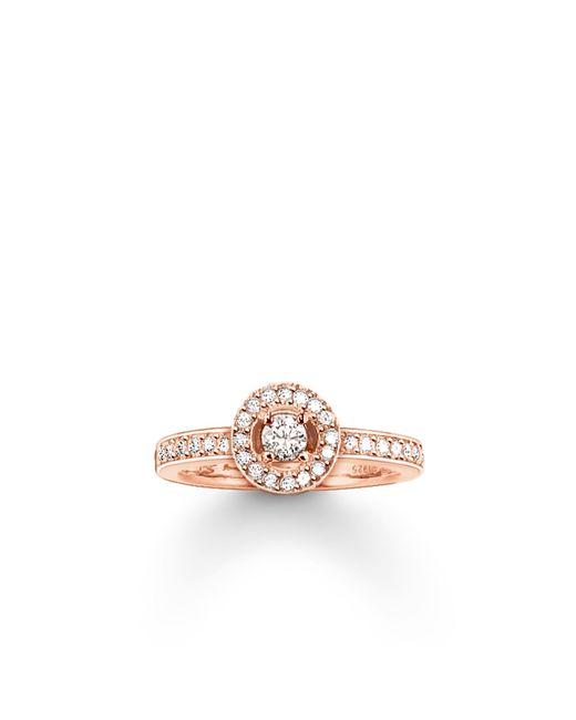 Thomas Sabo | Metallic My Rings Circle Set Ring | Lyst