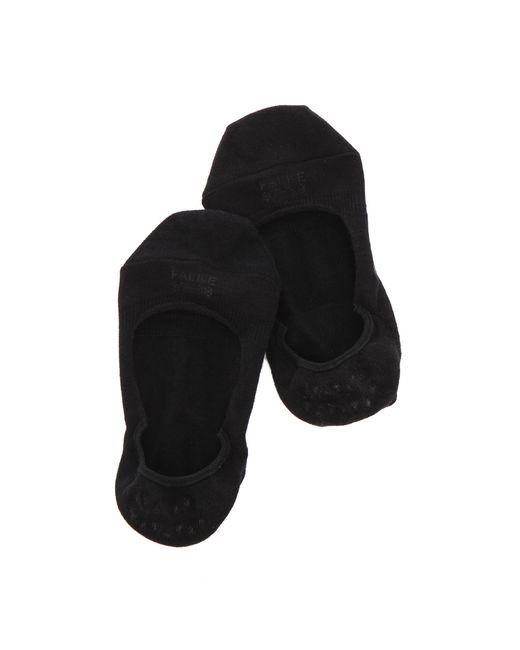 Falke | Black Invisible Step Socks | Lyst