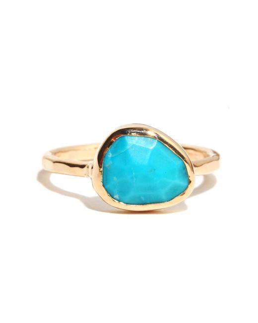 Melissa Joy Manning | Blue Turquoise Ring | Lyst