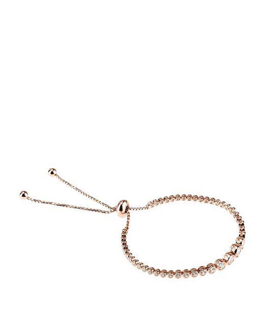 Carat* | Pink Quentin Millennium Rose Gold Bracelet | Lyst