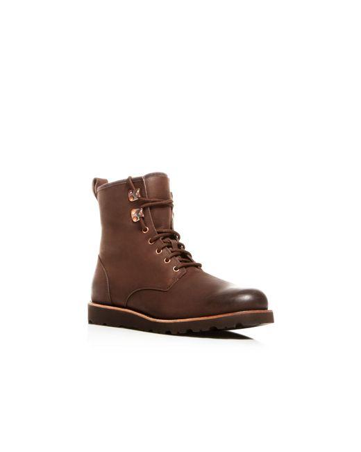 UGG   Brown Hannen Tl Waterproof Boots   Lyst